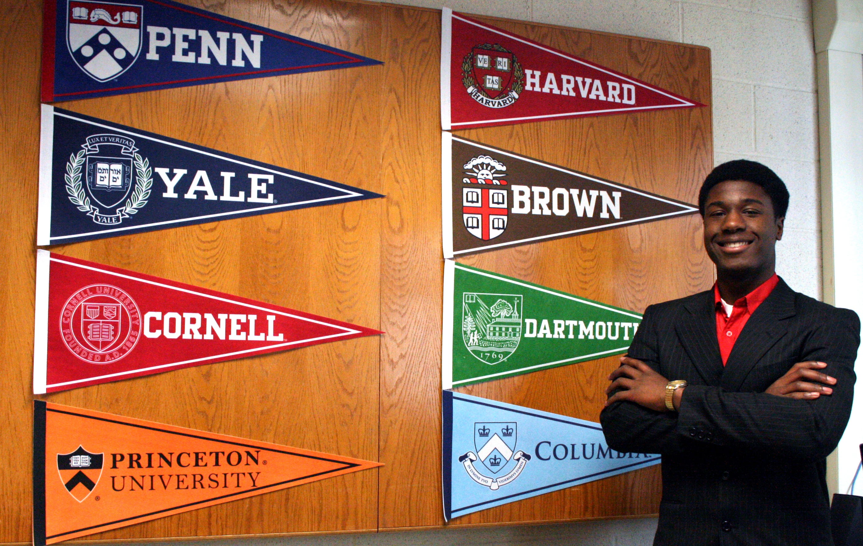 This Senior Got Accepted to Every Ivy League School and Rejected Them All